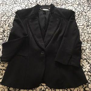 White House Black Market - Military style jacket